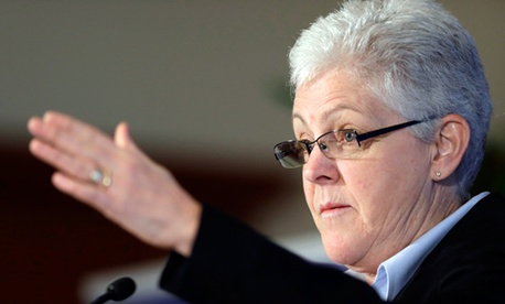 Gina McCarthy, President Obama's pick to head the EPA