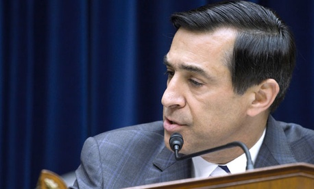 "Darrell Issa, R-Calif., called the hearing to counter what he dismissed as mere ""stories"" from the Obama administration about the dire effects of the sequester."