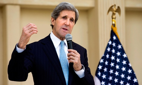 U.S. Secretary of State John Kerry