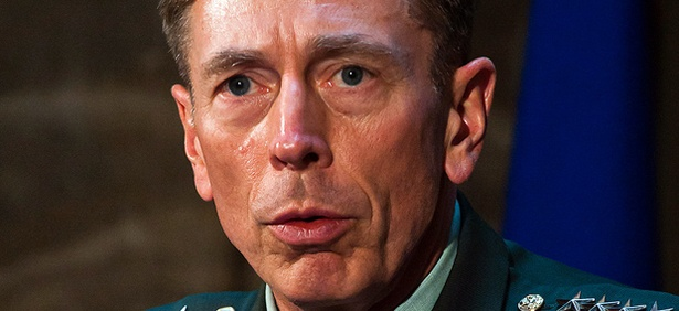 Former CIA Director, David Petraeus