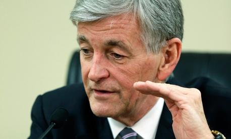U.S. Army Secretary John McHugh