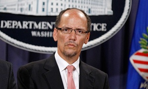 Assistant Attorney General for the Civil Rights Division Thomas E. Perez