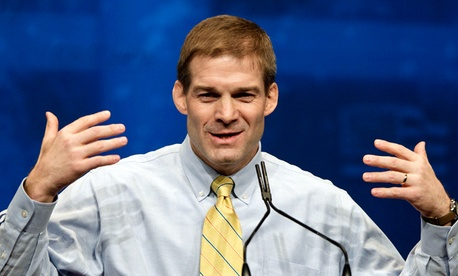 Rep. Jim Jordan, R-Ohio, chair of the Republican Study Committee