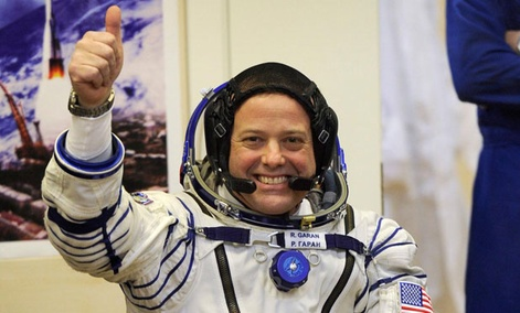 Astronaut Ron Garan has served on the International Space Station