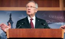Senate Majority Leader Harry Reid, D-Nev.