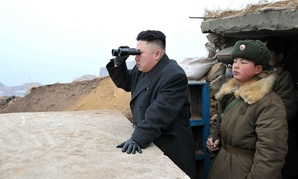 North Korean leader Kim Jong Un has threatened South Korea and the United States recently with war.