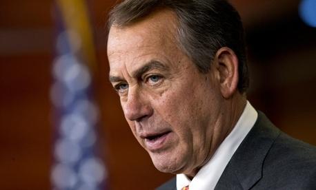 House Speaker John Boehner, R-Ohio