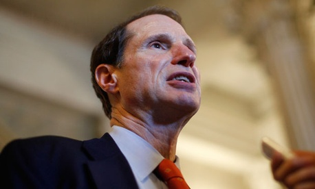 Sen. Ron Wyden, D-Ore., convenes Moniz's confirmation hearing Tuesday morning,