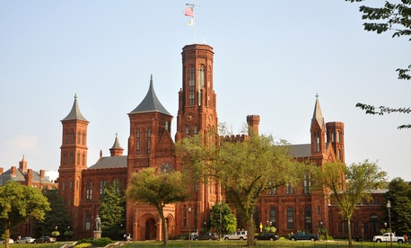 Smithsonian Castle, Washington, D.C.