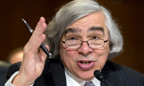 Energy Secretary nominee Ernest Moniz