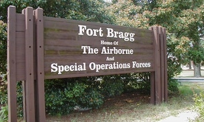 Fort Bragg is one of the stops on the listening tour.