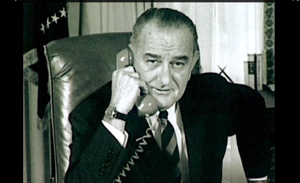 Bizarre Lbj Orders Pants In Secret Recording Promising