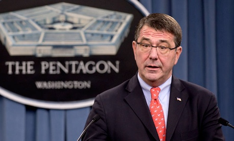 Deputy Defense Secretary Ashton Carter