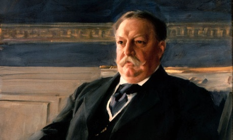 President William Howard Taft was the heaviest president.