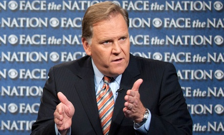 Obama is considering House Intelligence Committee Chairman Mike Rogers, R-Mich., for the job.