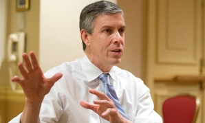 Education Secretary Arne Duncan recently said furloughs would be unnecessary at his department, after threatening them in February.