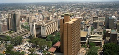 Nairobi is the most populous city in East Africa.