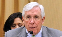 Rep. Frank Wolf, R-Va., said, &#34;The tornadoes earlier this week underscore the life and safety mission that NWS employees perform.&#34;