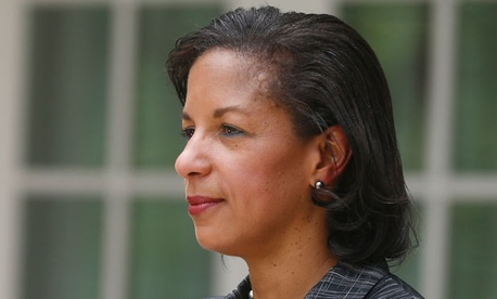 Incoming National Security Advisor Susan Rice