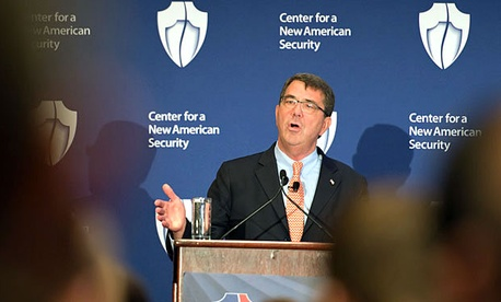 Deputy Secretary of Defense Ashton B. Carter