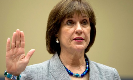 RS official Lois Lerner