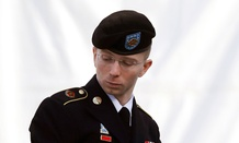 The Insider Threat Program was mandated by a 2011 executive order following Pfc. Bradley Manning's alleged leaks to anti-secrecy group WikiLeaks.
