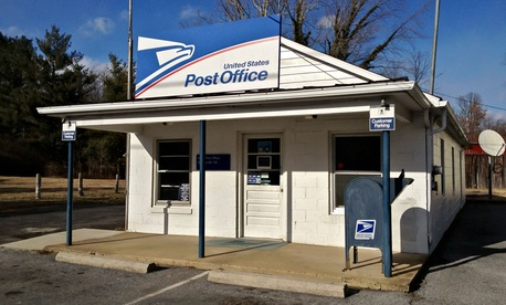 The Sperryville, Va., Post Office was originally targeted for closing.