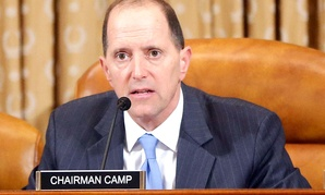 House Ways and Means Committee Chairman Rep. Dave Camp