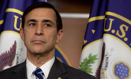 """You wrote that changes to the talking points did not 'resolve all my issues or those of my building leadership,' "" Rep. Darrell Issa, R-Calif., said."