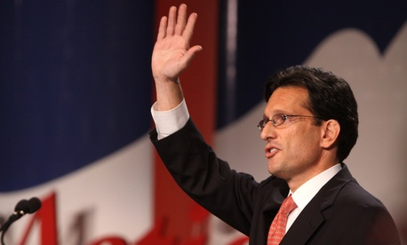 House Majority Leader Eric Cantor, R-Va.