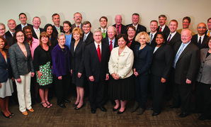 The 2013 Service to America finalists.