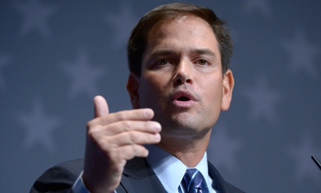 "The Health and Human Services Department, through the Centers for Medicare and Medicaid Services, plans to spend $8.7 million to ""promote ObamaCare through advertising across the country,"" Sen. Marco Rubio, R-Fla., wrote."