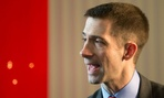Rep. Tom Cotton, R-Ark., is sponsoring a bill that would prohibit the government from contributing to the premium costs of health care plans covering members of Congress and congressional staff.