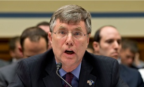 Patrick Kennedy, the State Department's undersecretary for management
