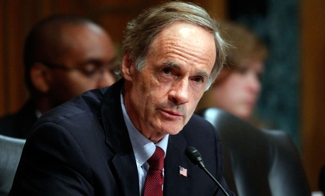 Sen. Tom Carper, D-Del.