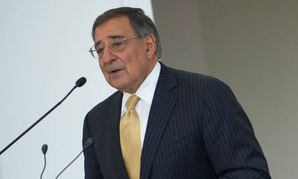 """It's time to govern, to roll up our sleeves and get to work, like they should have done weeks ago in a budget conference,"" Panetta told reporters at a National Press Club event ."