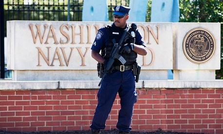 Committee grills witnesses on security lapses that led to the Washington Navy Yard shooting in September.