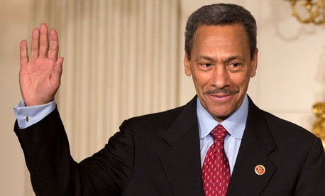 Rep. Mel Watt, D-N.C., was nominated to head the Federal Housing Finance Agency.