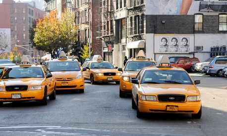 GSA wants to reduce the number of taxis feds use for agency business.
