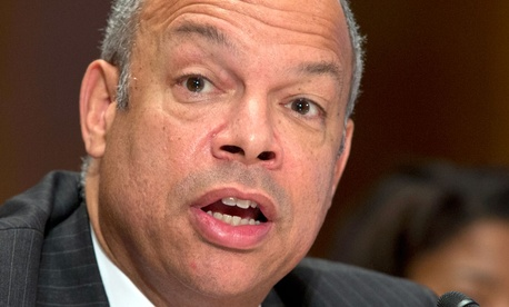 Jeh Johnson, President Barack Obama's choice to become Homeland Security Secretary.