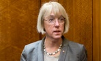 Senate Budget Committee Chairwoman Patty Murray, D-Wash., the cochair of the conference committee, returned to Washington Tuesday even with the Senate still in recess.