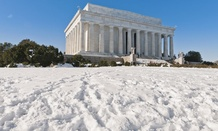 Several inches of snow are expected in the DC area Tuesday.
