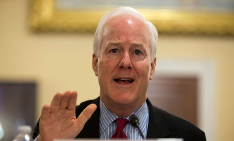 """I'm concerned about it,"" said Minority Whip John Cornyn of Texas, before the deal was even announced."
