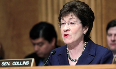 Sen. Susan Collins, R-Maine