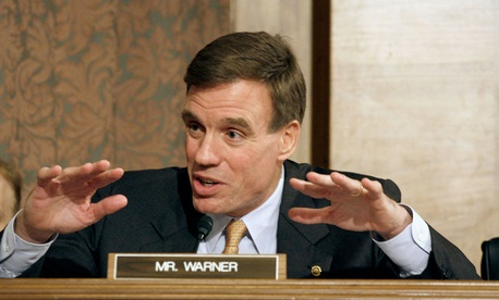 """With the near passage of the federal budget, we are reminded that we must always be looking for larger savings for taxpayers,"" Sen. Mark Warner, D-Va.,  said."
