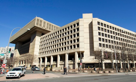 The current Federal Bureau of Investigation headquarters