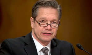 Food and Drug Administration official John Roth testifies on Capitol Hill in Washington.