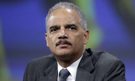 Attorney General Eric Holder is overseeing the IRS investigation.