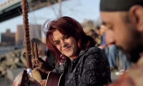 The tourism video features an original song performed by Rosanne Cash and guest artists Los Lobos, Bebel Gilberto and TREME.