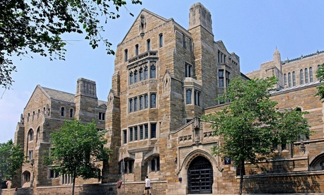Students from Yale University are among those who have filed complaints in the last three years with the Education Department.